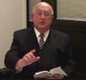 Temoins de Jéhovah - Geoffrey Jackson devant la Royal Australian Commission pour les cas de pédophilie