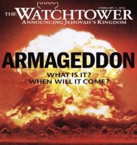 Armageddon - Témoins de Jéhovah