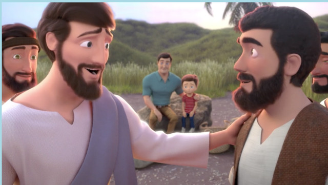 Témoins de Jéhovah - Sofia et Caleb - Le pardon